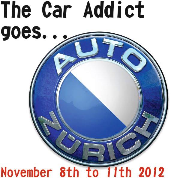 Auto Zurich Car Show 2012 Logo