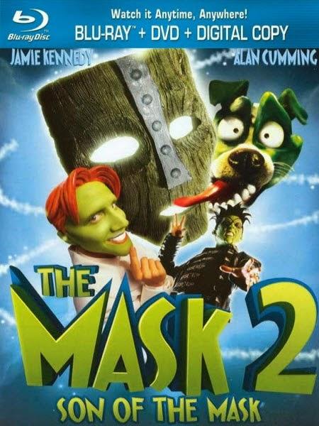 The Mask : หน้ากากเทวดา 2