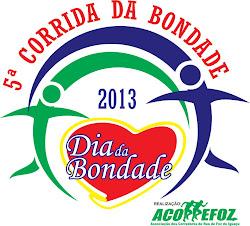 5ª Corrida da Bondade - dia 30/05/2013
