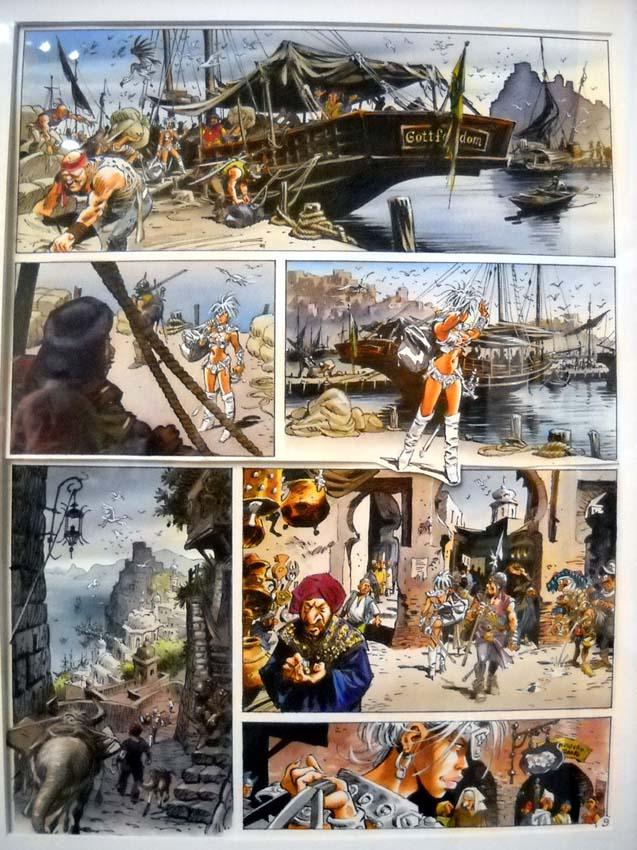 Les H U00e9ro U00efnes De Bd  Les Guerri U00e8res De Troy