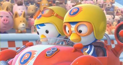 Download Film Pororo, the Racing Adventure (2013)