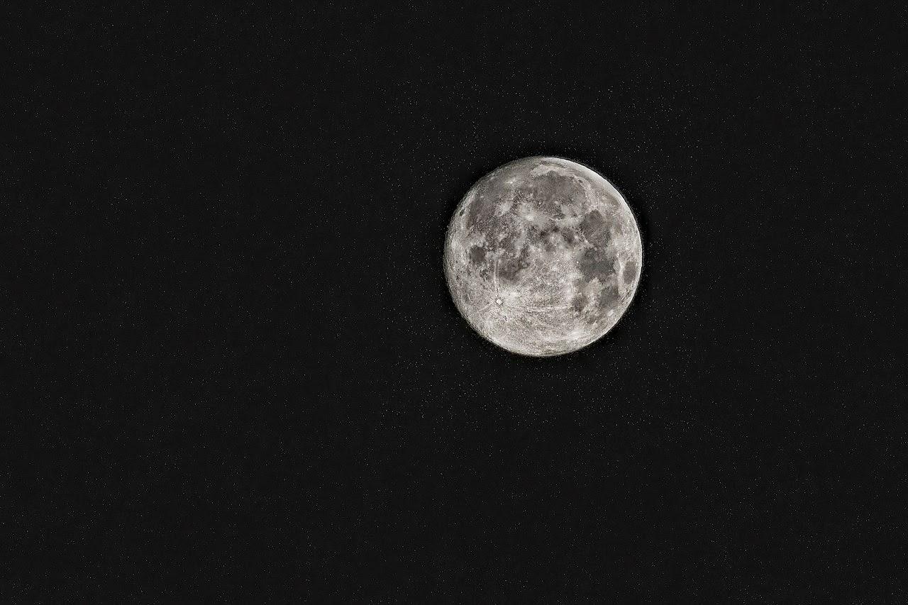 respirarte bajo la luna