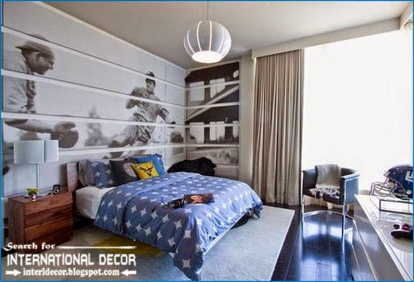15 attractive teen boys room decor ideas Cool teen boy room ideas