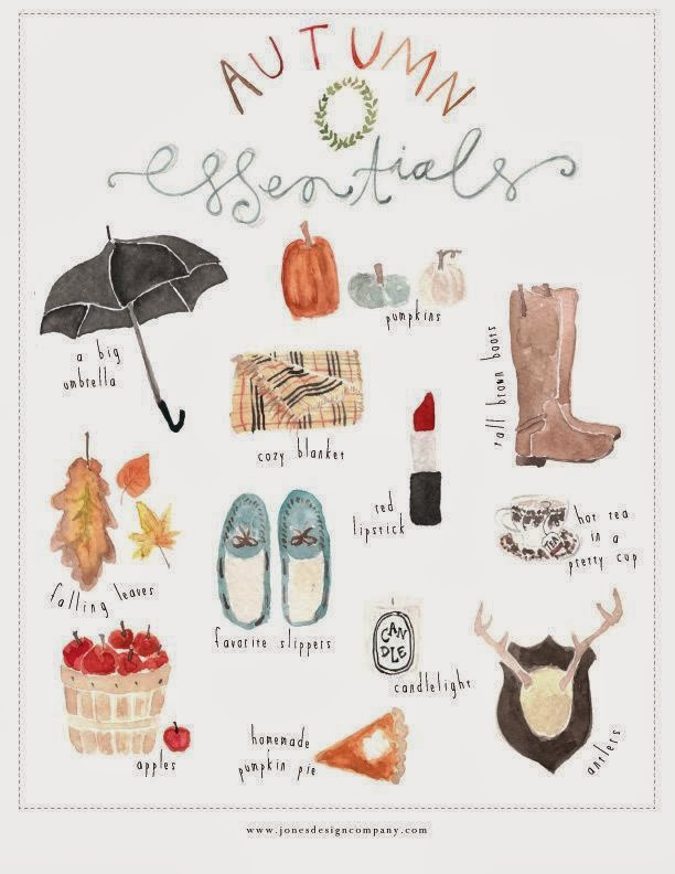 Autumn, Poster, Wish List, Tanvii.com