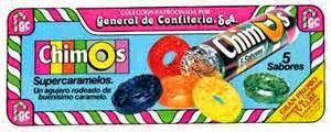 chimos caramelos para ser feliz