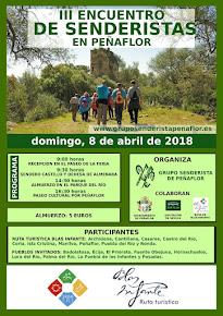 Encuentro Senderista 2018