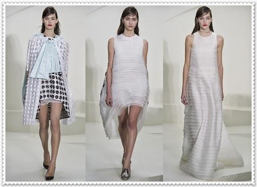 Christian Dior 2014 Frühjahr/Sommer Kollektion