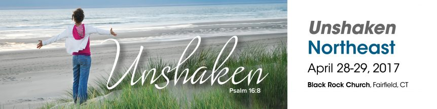Join Me At Unshaken Northeast