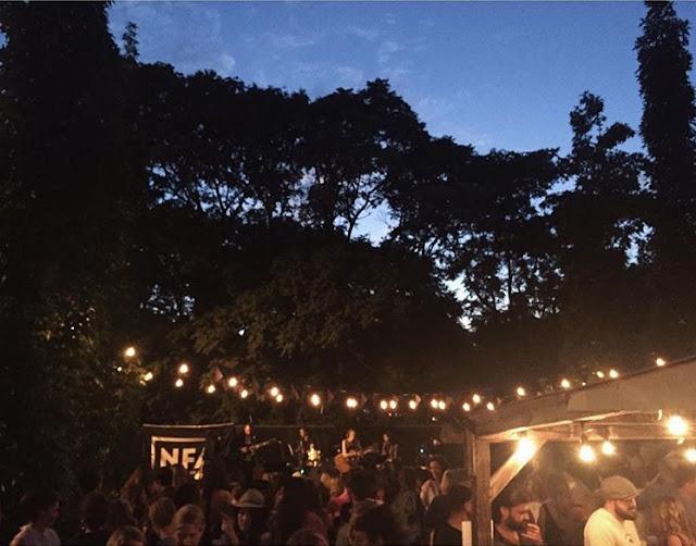 NFA, Karen Elson, Nashville Fashion, kickstarter
