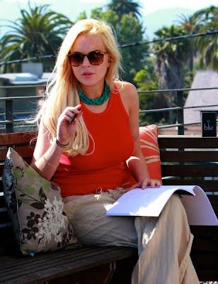 Lindsay Lohan Electronic