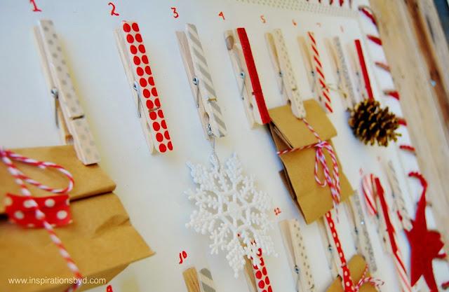 How to make  Advent Calendar
