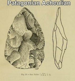 Acheulean Patagonian tools