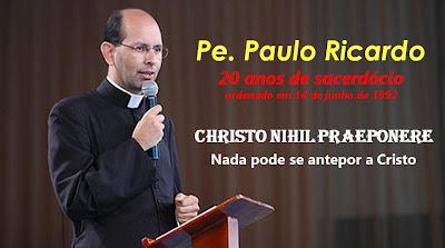 Christo Nihil Praeponere - Nada pode antepor-se a Cristo