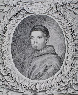 Vincenzo Coronelli portrait engraving 04