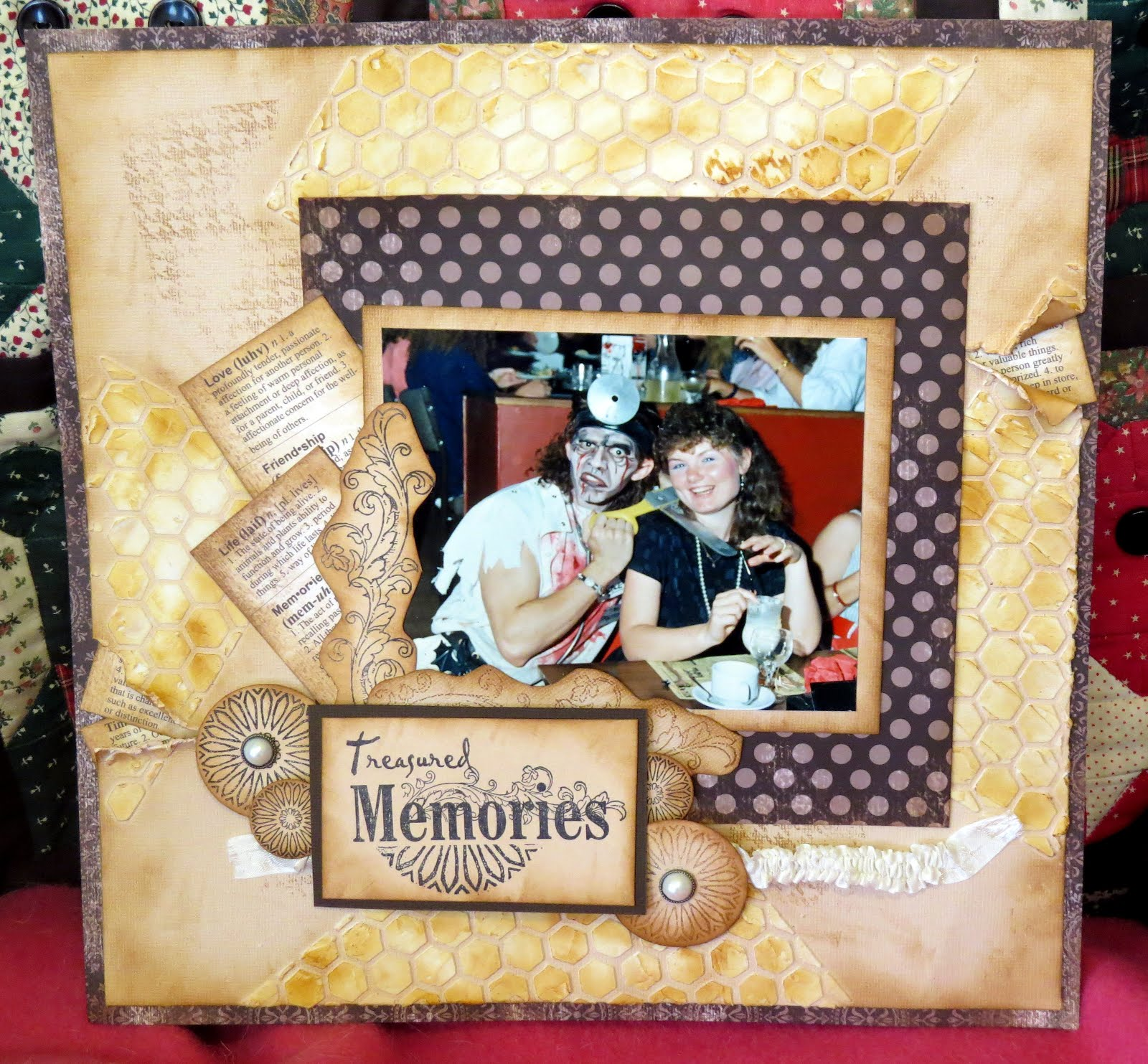 Treasured Memories 1988