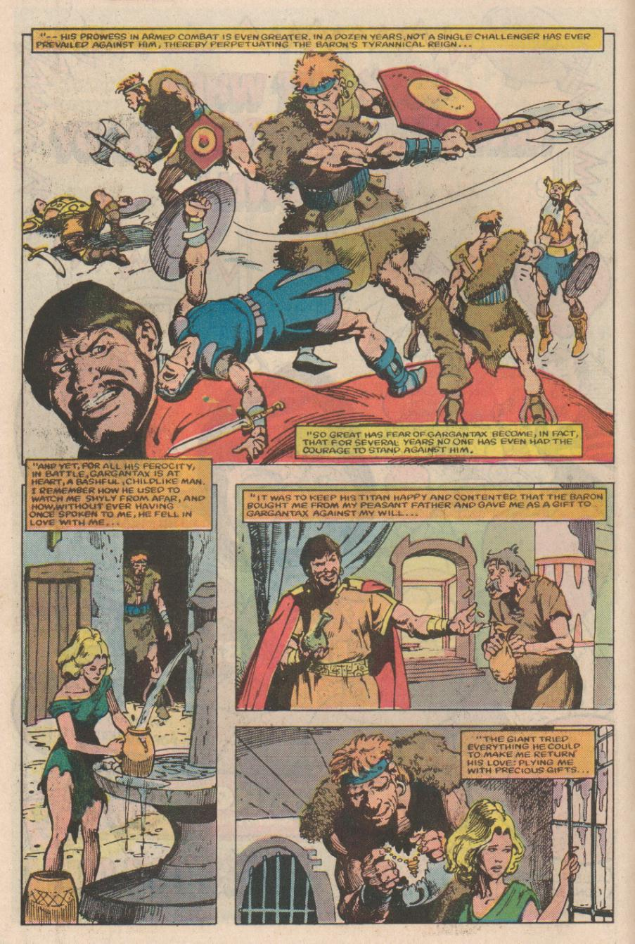 Conan the Barbarian (1970) Issue #166 #178 - English 7