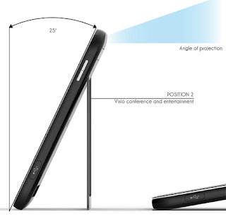 Samsung Galaxy One concept tablet runs on Windows 8 - Photos