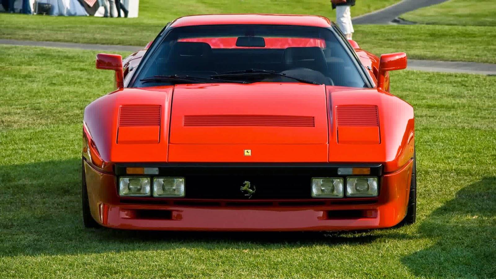 Ferrari cars