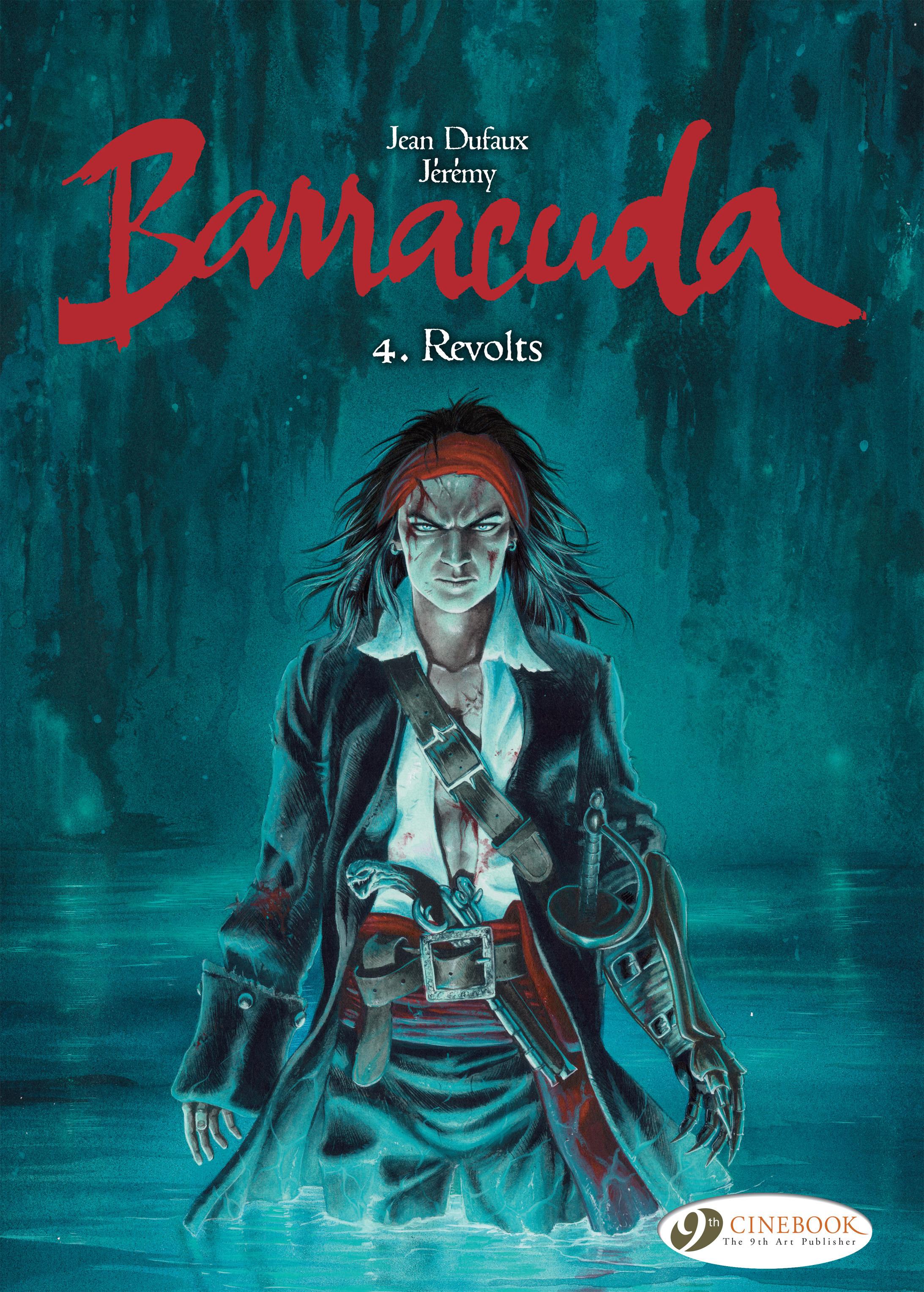 Barracuda 4 Page 1