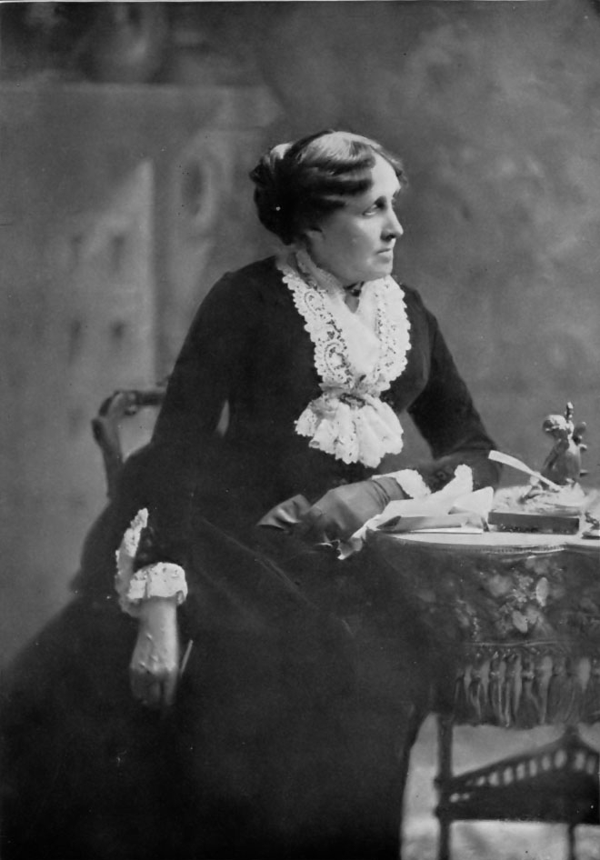 louisa may alcott and her work essay