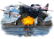 Pearl Harbor Fire on the Water Free PC Game Download