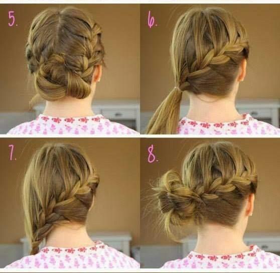 Women Hair Style Tutorials #27..