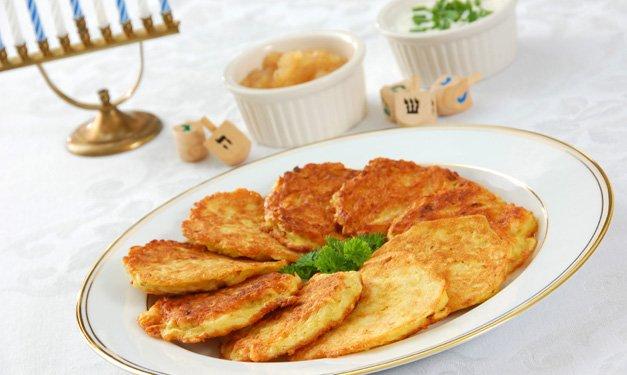 Hanukkah Food Almost hanukkah!