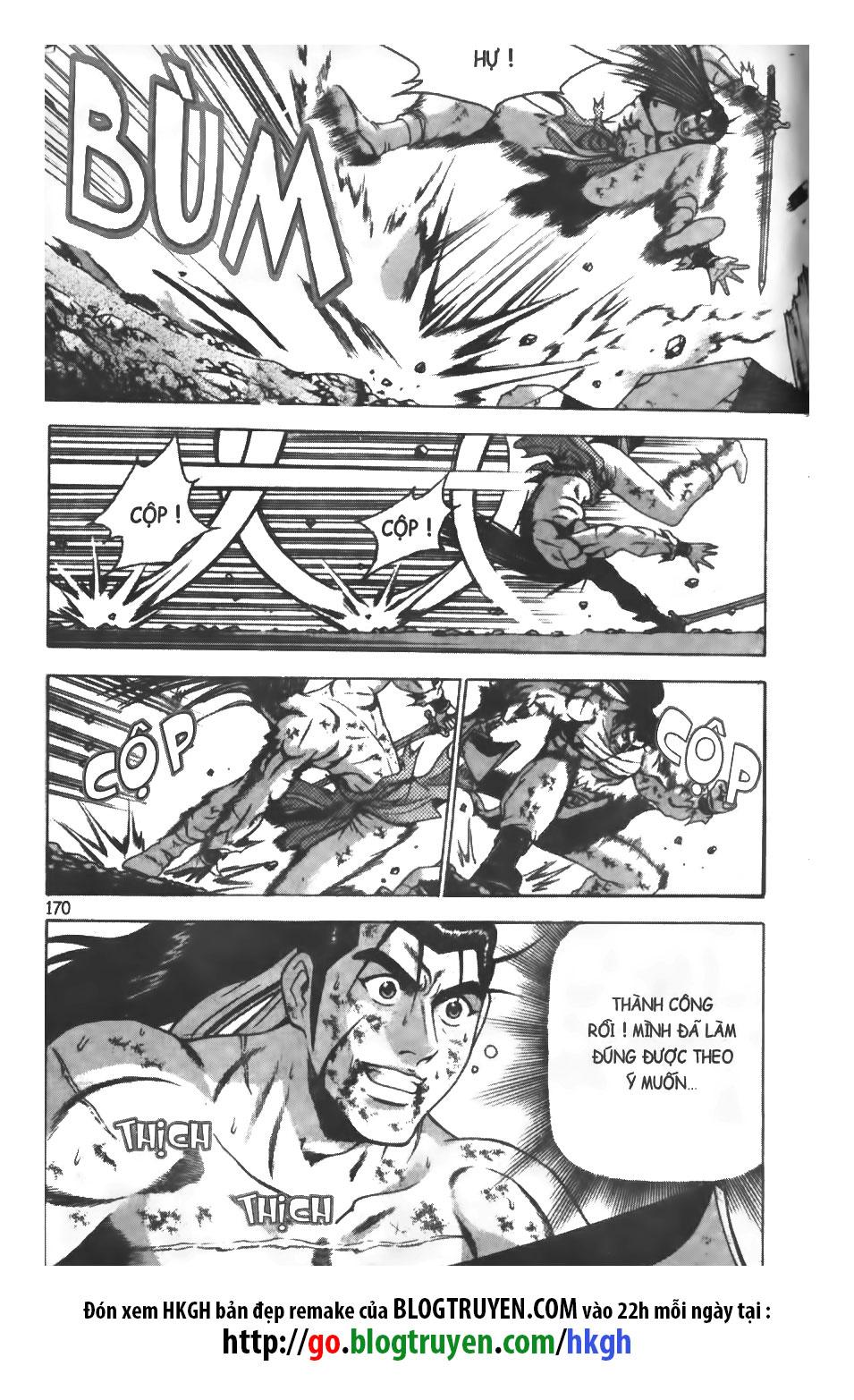 Hiệp Khách Giang Hồ chap 214 page 10 - IZTruyenTranh.com
