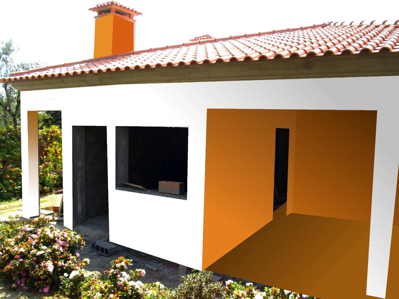 Pinturas para casas exteriores for Ideas pintura exterior casa