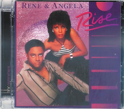 RENE & ANGELA 1983 RISE CD EXPANDED EDITION 2012