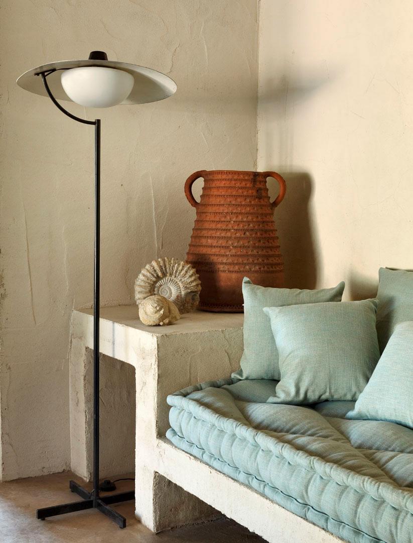 Una casale spagnolo dallo stile neorustico coffee break for Planimetrie della casa in stile spagnolo