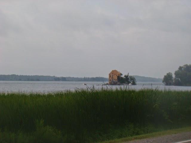 Mil Islas. Rio San Lorenzo, Canada