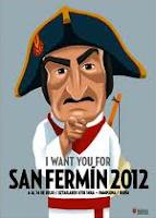 San Fermines 2012. Pamplona