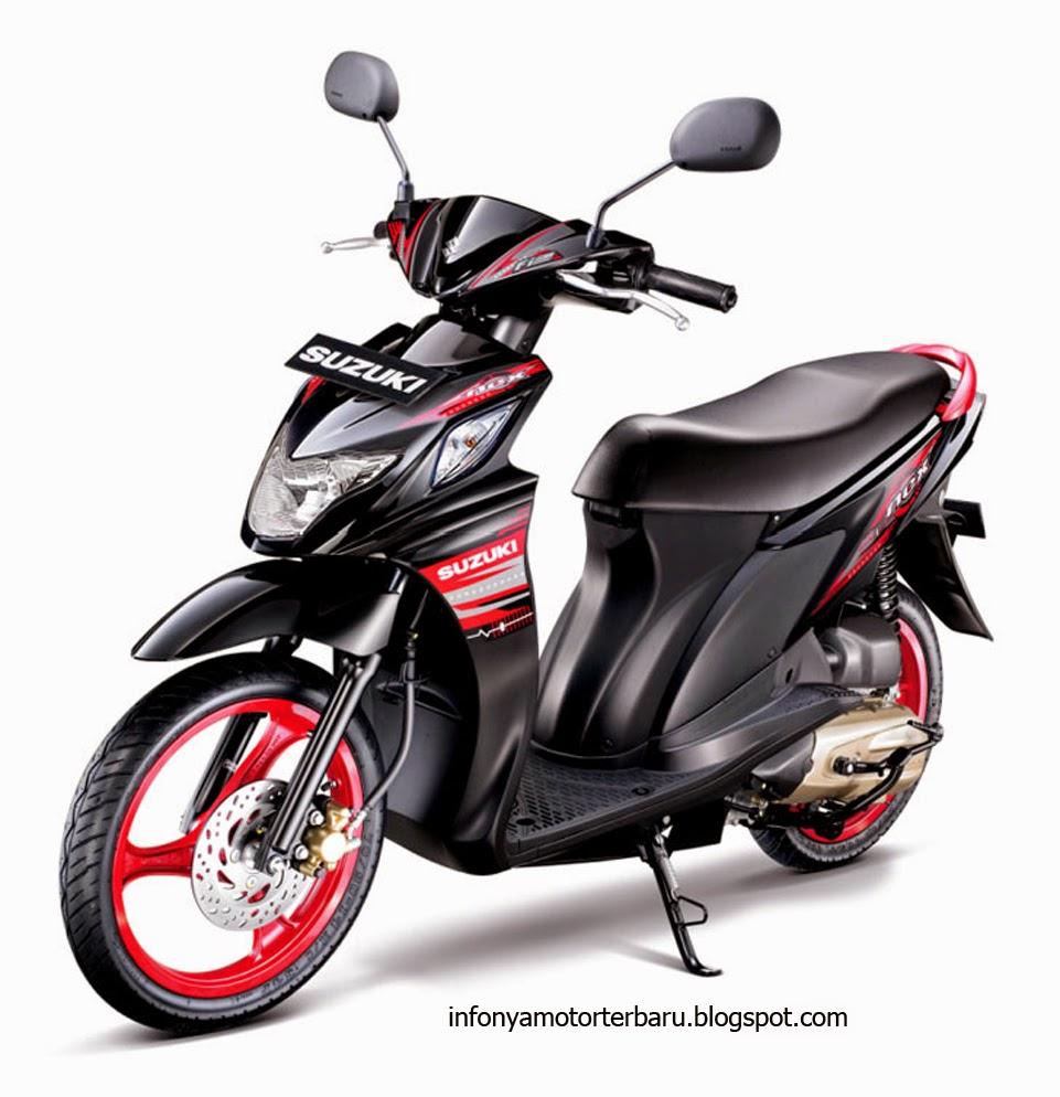 Harga Suzuki Nex Fi Baru Dan Bekas Juli 2014