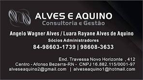 ALVES E AQUINO - CONSULTORIA E GESTÃO