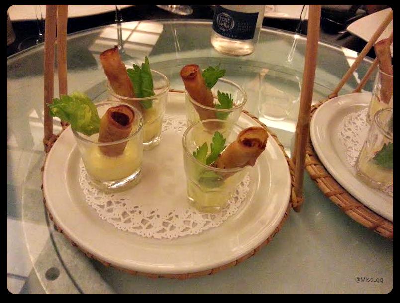 Entrantes Restaurante Chino Mey-Mey Valencia
