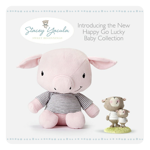 Enesco Gift Stacey Yacula Baby Collection