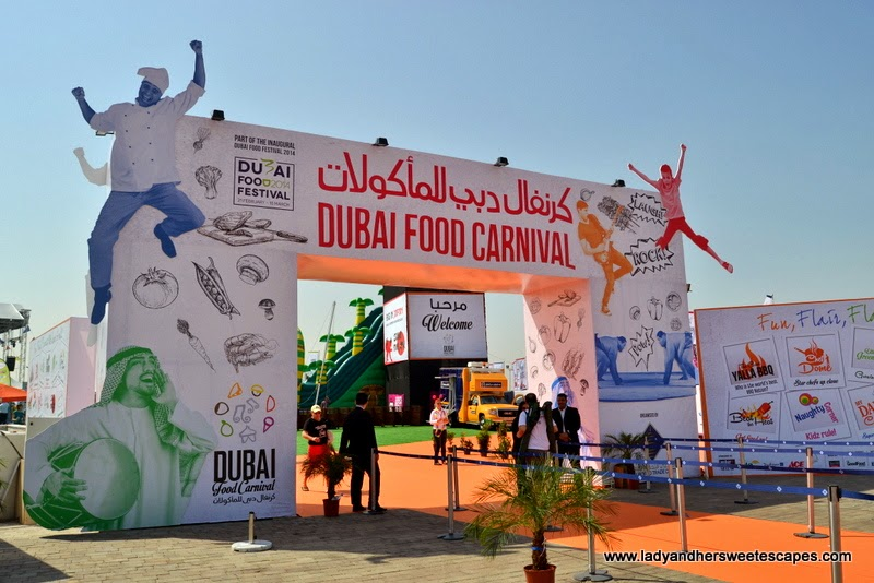 Dubai Food Carnival at Dubai Festival City