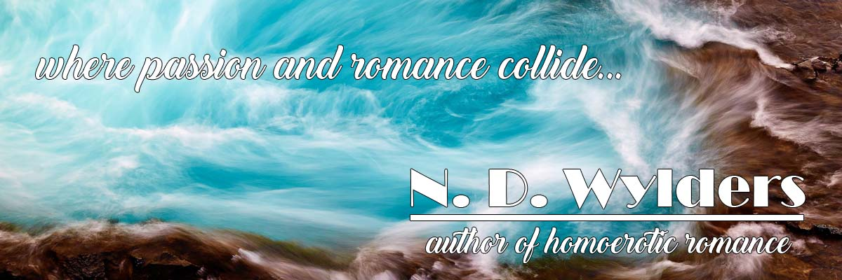 N.D. Wylders - M/M Author