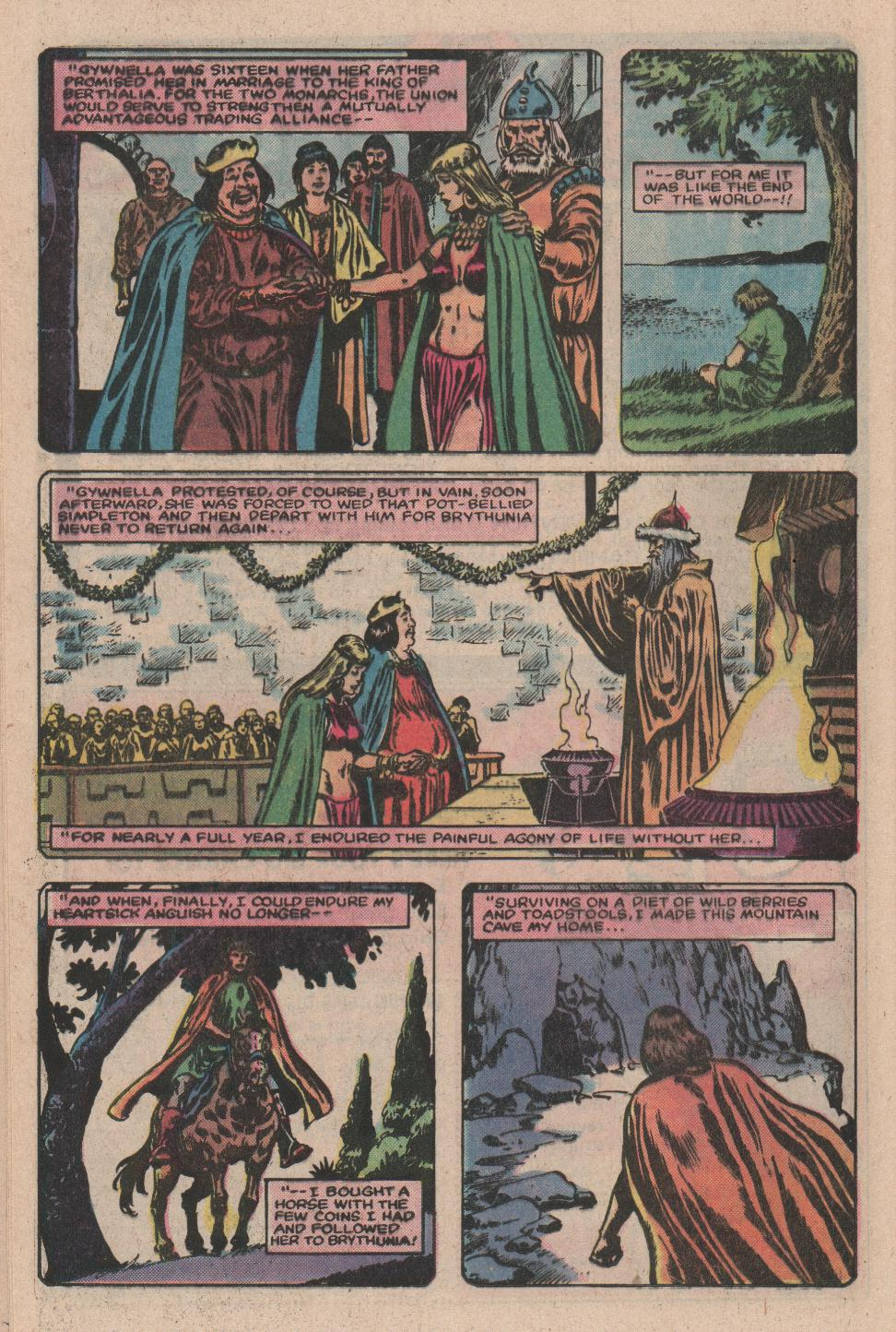 Conan the Barbarian (1970) Issue #157 #169 - English 18