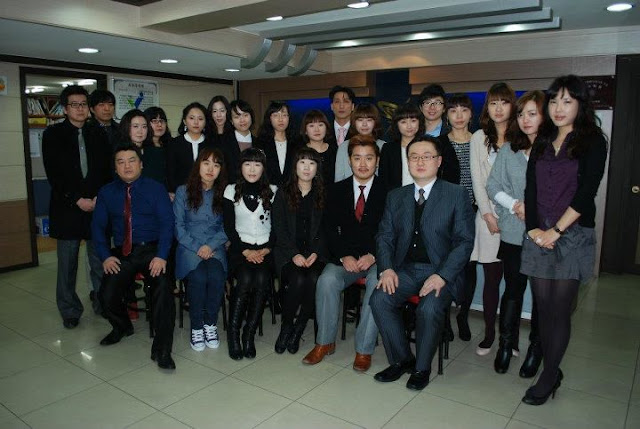 Kyuhyun's father academy 5