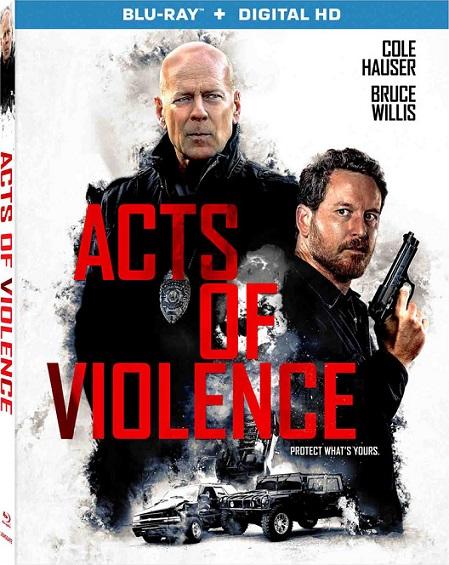 Acts of Violence EXTENDED (Actos de Violencia) (2018) 720p y 1080p BDRip mkv Dual Audio AC3 5.1 ch