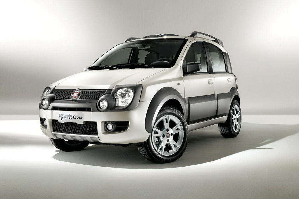 fiat panda cross 2012 auto magazine. Black Bedroom Furniture Sets. Home Design Ideas
