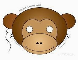 http://www.craftjr.com/printable-animal-masks-monkey-mask/printable-monkey-mask-2/