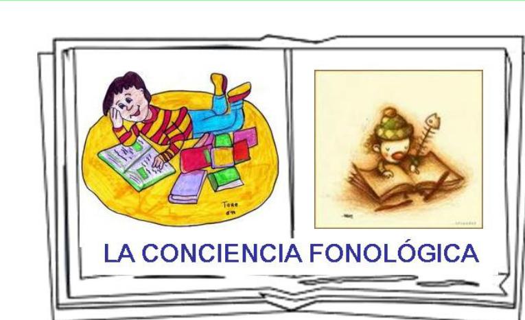 Actividades de conciencia  fonológica