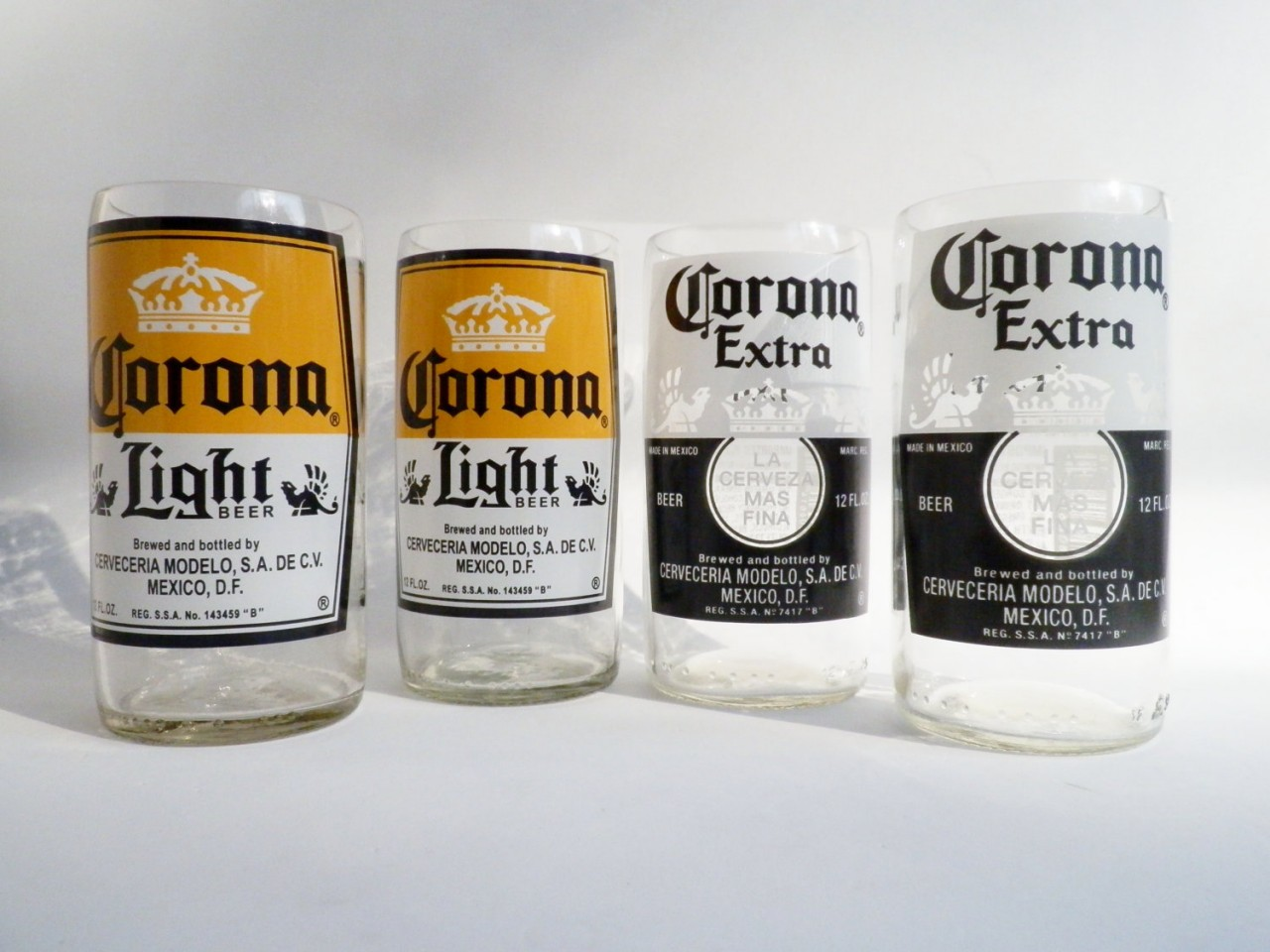 Thecraftstar community time for a drink on the craftstar for How to make corona glasses