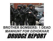 Drudge 8AMhe leads with a shot of police infantry posing for a picture in .