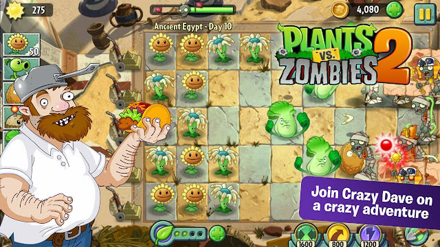 Plants vs. Zombies™ 2 full download