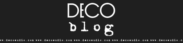 Deco Audio blog