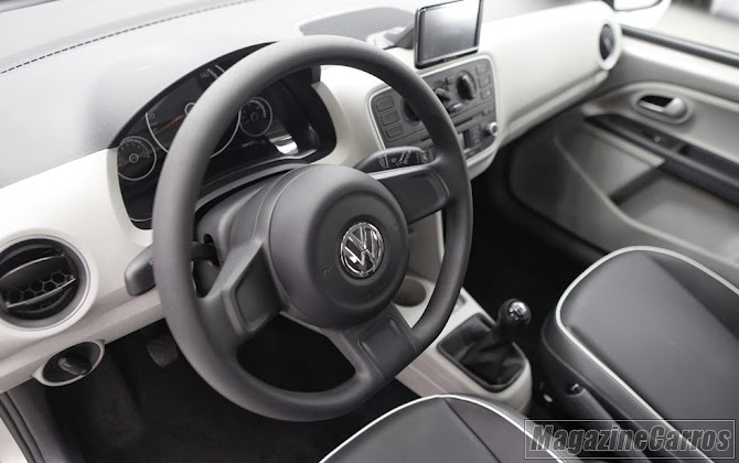 Painel do VW UP 2014
